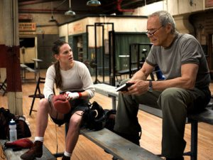 Million Dollar Baby (2005) - Eastwood's Sucker-Punching Title Shot...