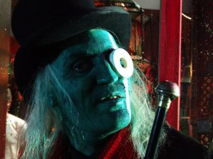 ...The Hitcher from Mighty Boosh?